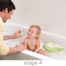 amazon com summer infant soothing spa and shower baby bath