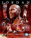 Michael Jordan 2011 Portrait