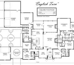 10 000 Square Foot House Plans Madden Home Design The English Turn