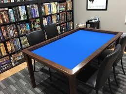 boardgametables com custom built game tables