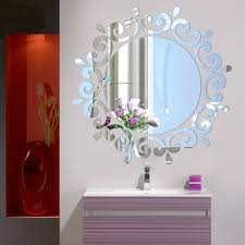 online get cheap sun decals aliexpress com alibaba group creative 3d acrylic mirror surface wall sticker fashion diy abstract sun room tile wall decoration gold