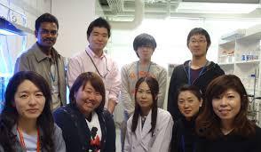 Team Leader: Keiji Numata Keiji.numata*riken.jp. Postdoctoral Researcher: Peter James Baker peter.james.baker*riken.jp - memberphoto