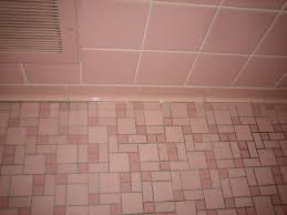 Pink Tile Bathroom Ideas Colors Pink And Grey Bathroom Black White Striped Sectional Rug And