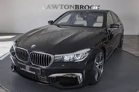 used 2016 bmw 7 series 740ld xdrive for sale in north yorkshire