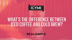 difference between christmas and thanksgiving what u0027s the difference between iced coffee and cold brew real simple