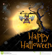 orange halloween vampire bat background stock photos image 33794043