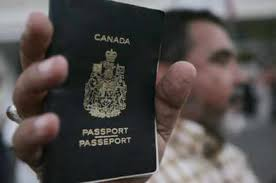 канадський паспорт ПМЖ