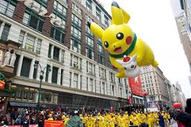 what day was thanksgiving on this year the macy u0027s thanksgiving day parade 2016 by the numbers