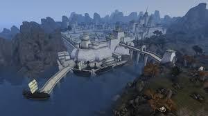 Morrowind Map Sacred East Screenshots Image Tamriel Rebuilt Mod For Elder