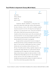 research paper essay format  Apa Format Essay Example Paper How To Write A College Paper In Apa Brefash Apa Format