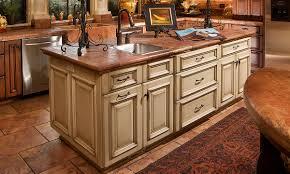 kitchen island drawers home decoration ideas