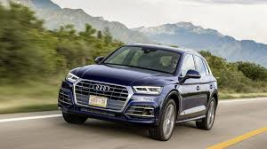 Audi Q5 Black - 2018 audi q5 first drive with price horsepower specs and photos