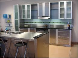 Kitchen Cabinets Mobile Al Stainless Steel Kitchen Cabinets