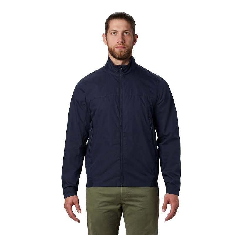 Mountain Hardwear Boultway Jacket Dark Zinc Large 1851421406-L