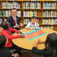 LAUSD and Los Angeles Public Library Launch Library Card Partnership LA Parent