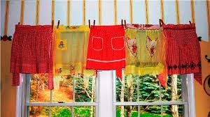 Elegant Kitchen Curtains by Very Elegant Vintage Kitchen Curtains Style All Home Decorations