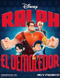 ¡Rompe Ralph! (Ralph: El demoledor)