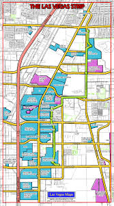 Virginia Tech Map Map Of Las Vegas Strip Virginia Map