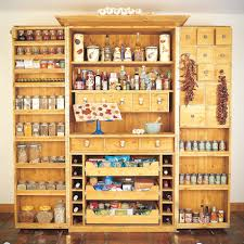 Kitchen Stand Alone Pantry by Free Standing Kitchen Pantry Decorating Clear
