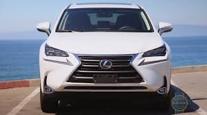 lexus nx white price 2016 lexus nx review and road test youtube