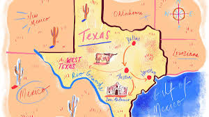 Texas Map Austin by A Comprehensive Guide To Road Tripping Through Texas Eater