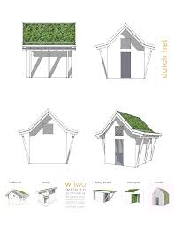 green roof plans wilson architects inc