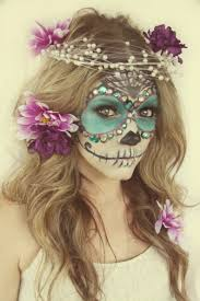 The 15 Best Sugar Skull Makeup Looks For Halloween Halloween by 30 Diy Halloween Costume Ideas Halloween Makeup Sugar Skulls