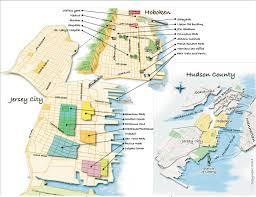 Map Nj Maps U0026 Directions Hobokeni Com Hoboken Nj