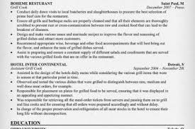 Pastry Chef Resume Examples by Cook Line Worker Resume Sample Reentrycorps