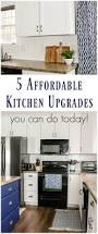 443 best diy kitchen ideas images on pinterest kitchen ideas affordable kitchen upgrades you can do to increase the value of your home