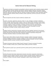 Resume Writing Verbs To Use   Sample Customer Service Resume Job Application Letter In Japanese Power Verbs For Resume Writing