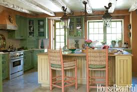 getting pumped up with red painted kitchen cabinet pictures colors green kitchens ideas for green kitchen design