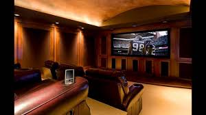 Interior Design For Home Theatre by Best Home Theatre Room Design Youtube
