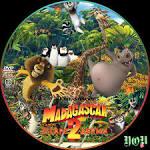 マダガスカル:youのSlow Life ~DVDラベルの毎日~ <b>マダガスカル</b>