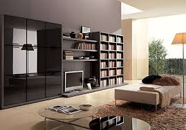 FurnitureLiving Room Furniture Modern Italian Style Family Room - Family room wall units