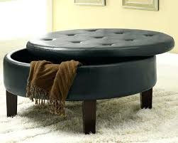 Large Storage Ottoman Coffee Table by Ottoman Tufted Round Ottoman Coffee Table Round Tufted Ottoman