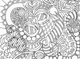 abstract coloring page free printable abstract coloring pages for