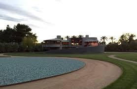 David Wright House David And Gladys Wright House In Phoenix Arcadia Residents Battle