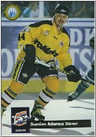 Kuboth Cards - DEL 1995 / 96 No 281 - Damian Adamus DEL 1995 / 96 ... - 11737_0