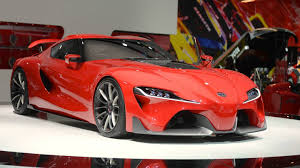 New Supra Price It Looks Like The New Toyota Supra Will Have A 4 Cylinder Engine