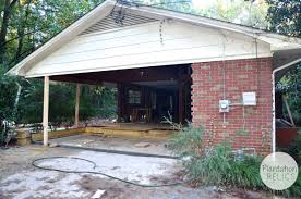 house with carport turning a carport into bedrooms plantation relics