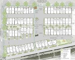 Salt Lake Temple Floor Plan by The Liberty Place Townhomes Building Salt Lake