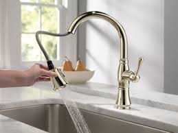 faucet com 9197 ar dst in arctic stainless by delta