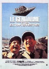 Cảnh Sát Chạm trán Người Ngoài Hành Tinh Le gendarme et les extra Terrestres