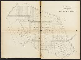 Map Of Washington Cities by 1874 Map Of Suburban Mt Pleasant Ghosts Of Dc