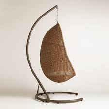 hanging egg chair world market