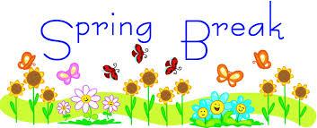 Image result for spring break for schools