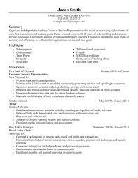 Remarkable Examples Of Job Resumes Resume Template