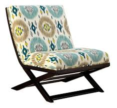 Colorful Accent Chairs by Chair Teal Accent Chairs Accents Classique Upholstered Chair With