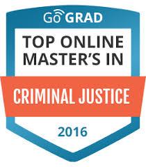 Online Criminal Justice Master     s Degree   GoGrad org Top Online Master     s in Criminal Justice